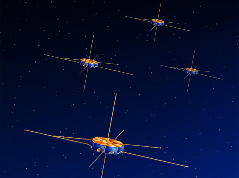 mms nasa spacecraft - photo #3